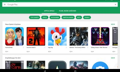 Amazon Fire HD 10 mit Google Play Store