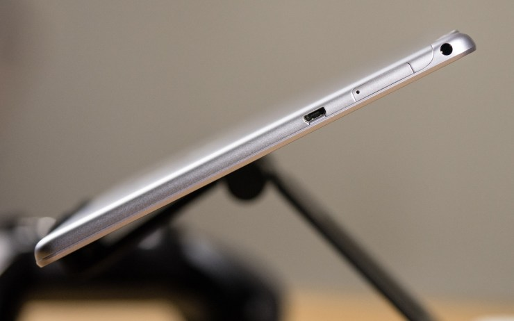 Huawei MediaPad T3 10 Anschlüsse