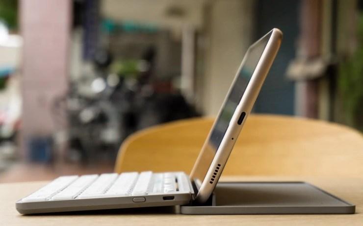 Samsung Galaxy Tab A 8.0 2017 mit Tastatur