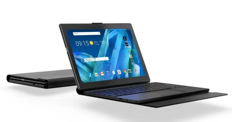 Motorola Moto Tab mit Tastatur