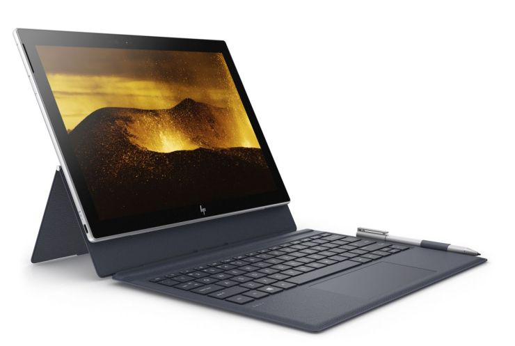 HP Envy X2 präsentiert
