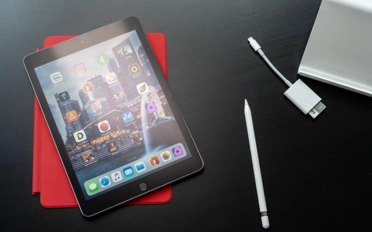 ipad 2018 test ist die 6 generation mit apple pencil. Black Bedroom Furniture Sets. Home Design Ideas