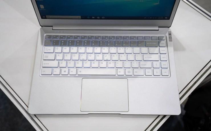 Jumper EZBook X4 Tastatur
