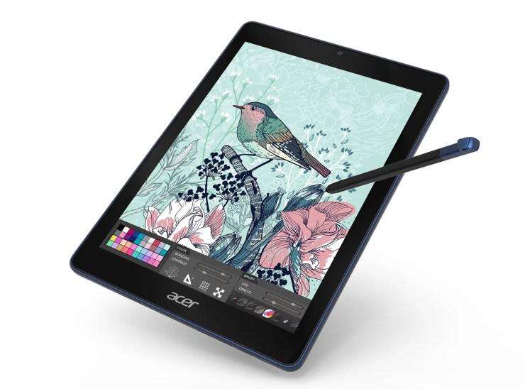 Acer Chromebook Tab 10 mit Stift