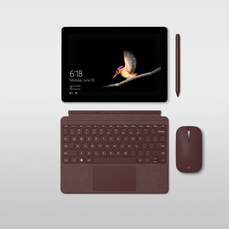 Microsoft Surface Go Zubehör