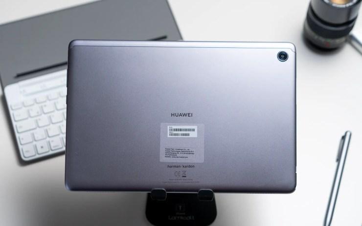 Huawei MediaPad M5 Lite 10 Verarbeitung