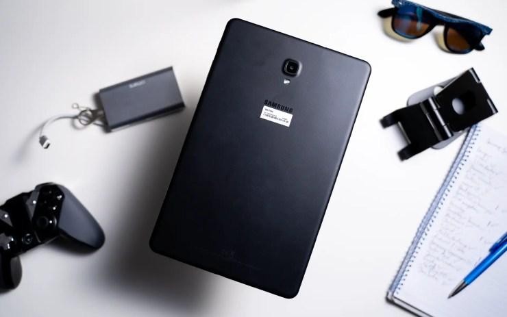 Samsung Galaxy Tab A 10.5 Verarbeitung