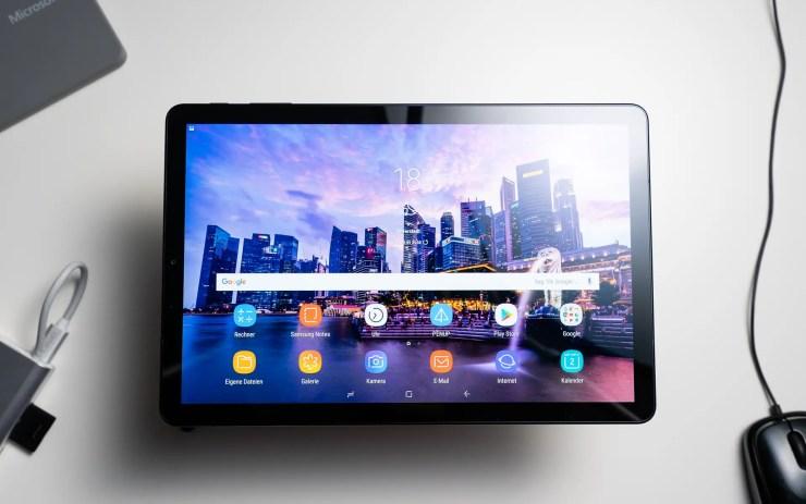 Samsung Galaxy Tab S4 Testbericht