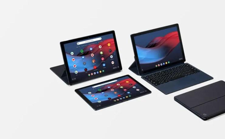 Google Pixel Slate Tablet
