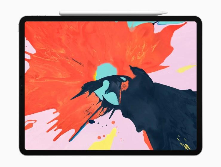 iPad Pro 2018 mit Stift