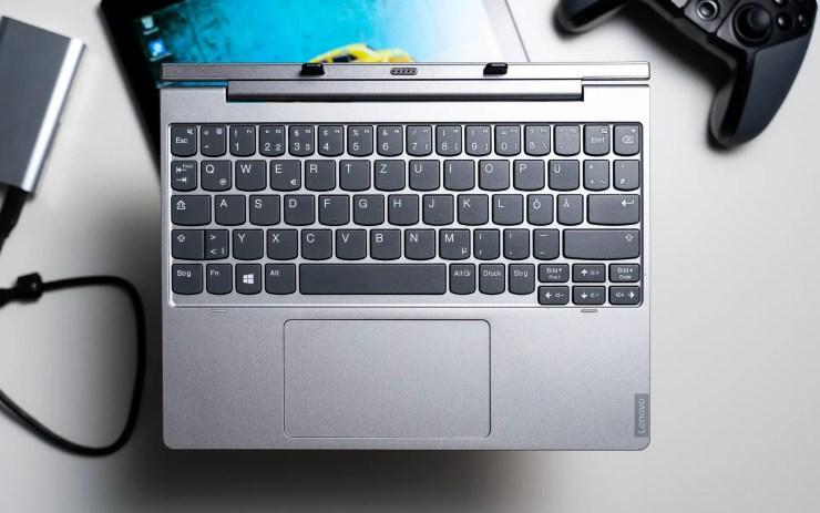 Lenovo IdeaPad D330 Tastatur Dock