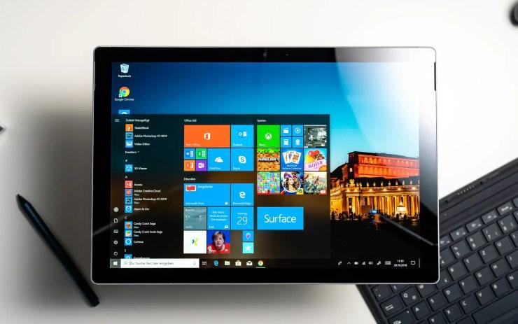 Microsoft Surface Pro 6 Display