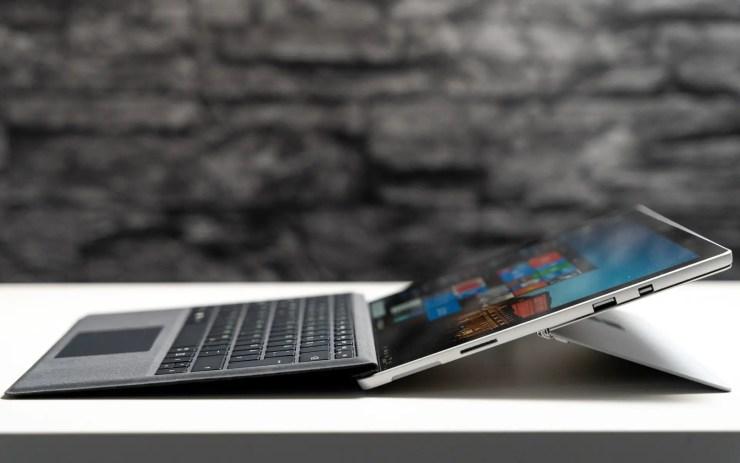 Microsoft Surface Pro 6 Anschlüsse