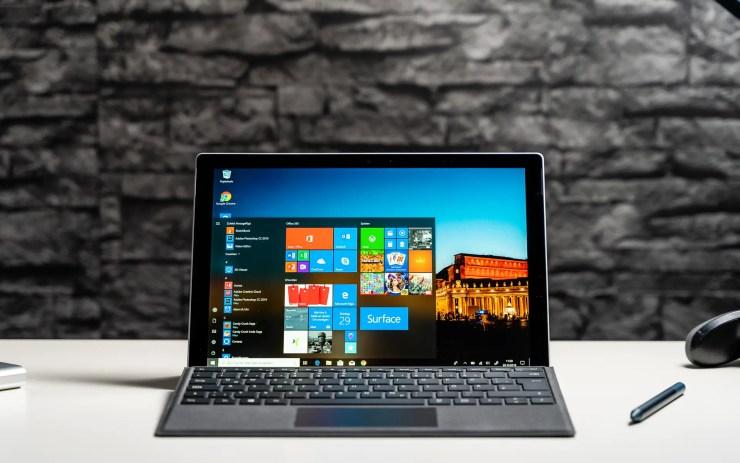 Microsoft Surface Pro 6 Test