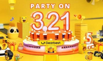 GearBest Geburtstag