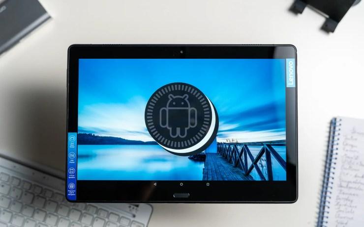 Lenovo Tab P10 mit Android 8.1 Oreo