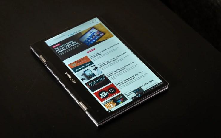 Teclast F5 Tablet Modus