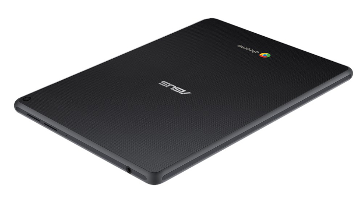 ASUS Chromebook Tablet CT100 Rückseite