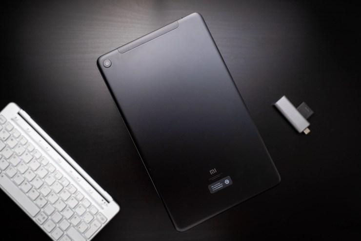 Xiaomi Mi Pad 4 Plus Rückseite