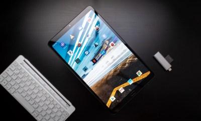 Xiaomi Mi Pad 4 Plus Test