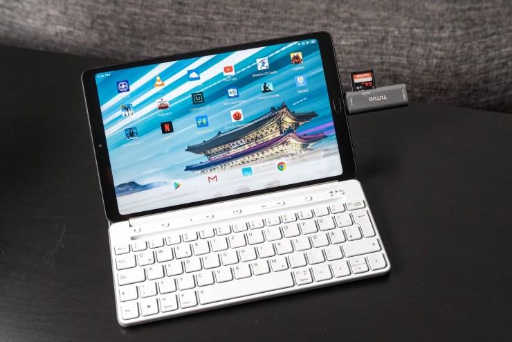 Xiaomi Mi Pad 4 Plus zum Arbeiten