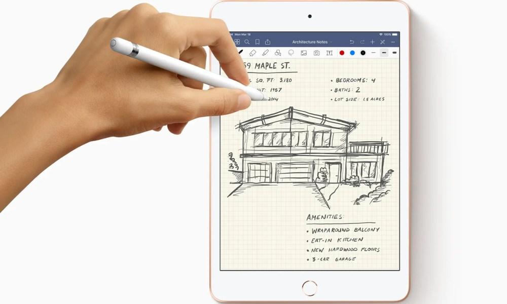Welchen Apple Pencil unterstützt das iPad Mini 2019 ...