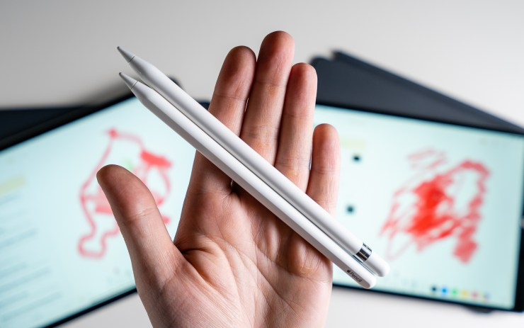 Apple Pencil Vergleich