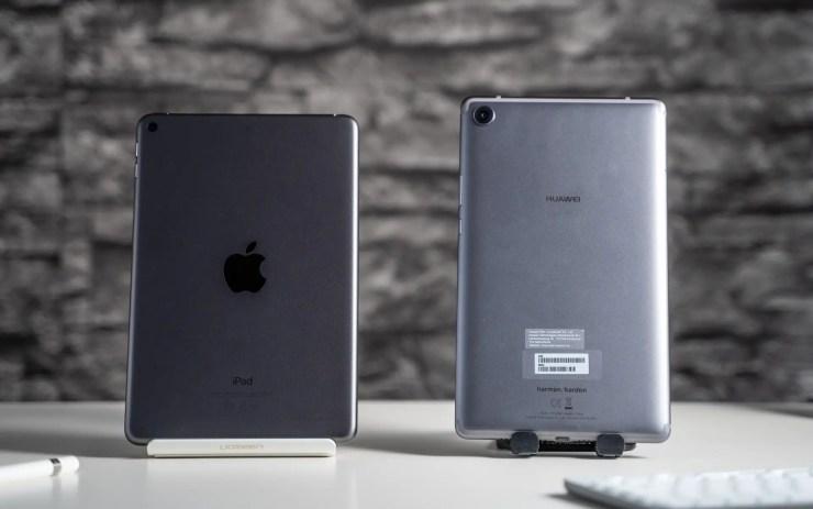 Huawei vs Apple Designvergleich