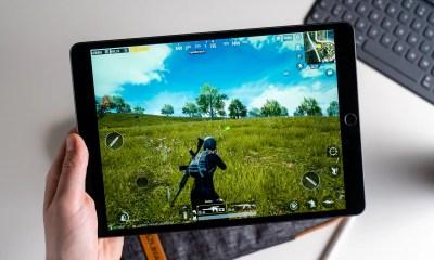 iPad Air 2019 Spiele Test