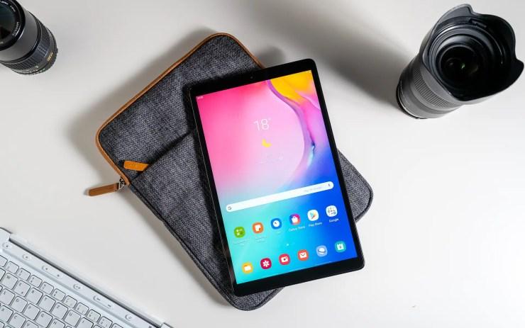Samsung Galaxy Tab A 10 2019 Test