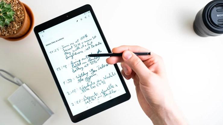 Samsung Galaxy Tab A 8.0 mit S Pen