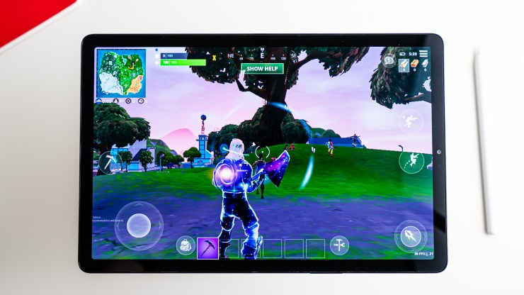 Samsung Galaxy Tab S5e Fortnite