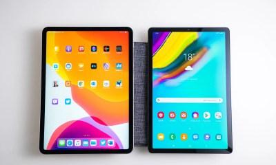 Samsung Galaxy Tab S5e vs. iPad Pro Vergleich