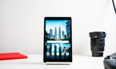 Huawei MediaPad M5 Lite 8 Test