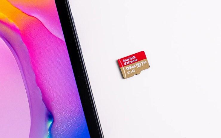 SanDisk MicroSD Karte 128GB