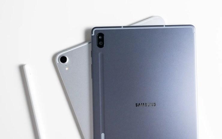 Samsung Galaxy Tab S6 vs iPad Pro Verarbeitung