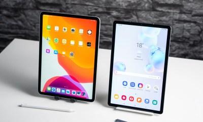 Samsung Galaxy Tab S6 vs iPad Pro Vergleich