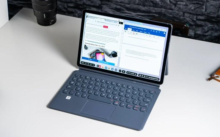 Samsung Galaxy Tab S6 Tastaturhülle