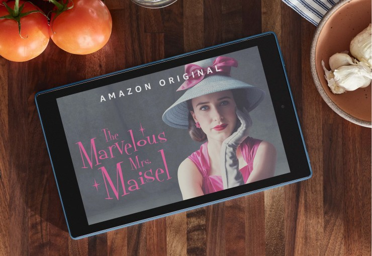Amazon Fire HD 10 2019 mit Prime Video