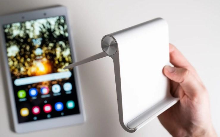 Galaxy Tab A 8.0 mit U Green Tablet Stand