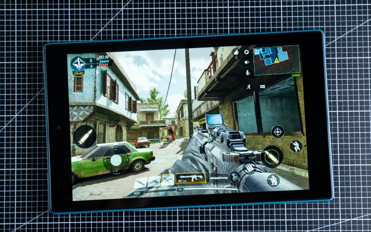 Amazon Fire HD 10 Spiele Test