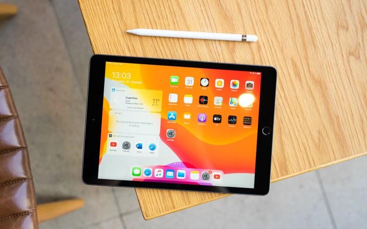 Apple iPad 7 ausprobiert