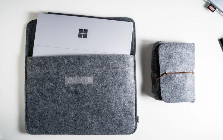 Inateck Filz Tasche für Surface Pro