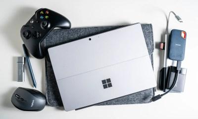 Microsoft Surface Pro 7 Zubehör