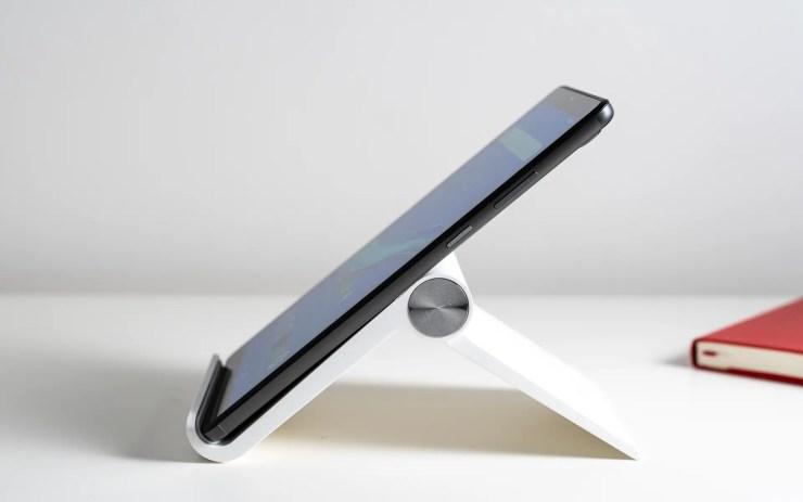 Lenovo Tab M8 HD seitlich