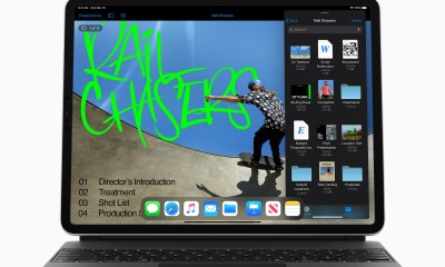 Apple iPad Pro 2020 mit Smart Keyboard