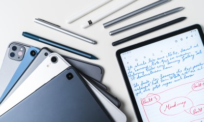 Tablets mit Stift