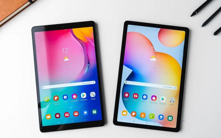 Samsung Galaxy Tab S6 Lite VS Tab A 10.1 Vergleich