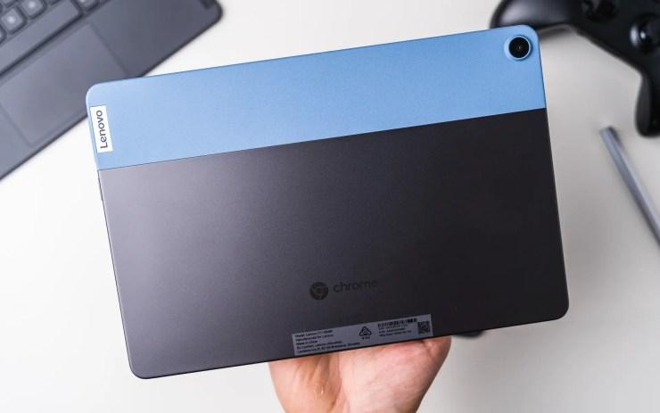 Lenovo Duet Chromebook Verarbeitung