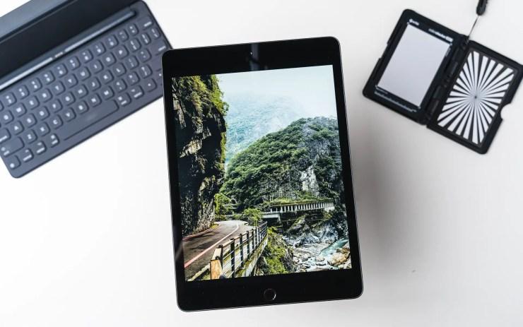 Apple iPad 8 Display
